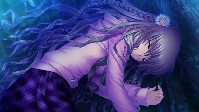 Kotori Sleeping