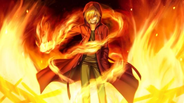 Midou's Flames